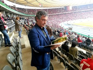 Olympiastadion Berlin, Berlino