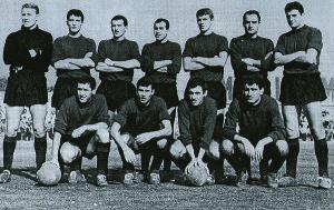 La Salernitana del 1965/66
